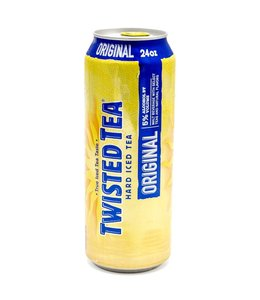 TWISTED TEA ORIGINAL HARD ICED TEA TWISTED TEA ORIGINAL HARD ICED TEA