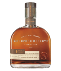 WOODFORD RESERVE DOUBLE OAKED BOURBON WOODFORD RESERVE DOUBLE OAKED BOURBON