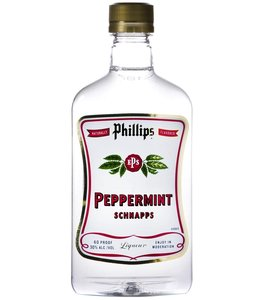 PHILLIPS PHILLIPS PEPPERMINT SCHNAPPS 30