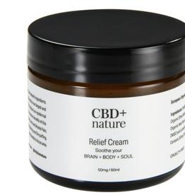 cbd + Nature cbd + Nature Pain relief Cream