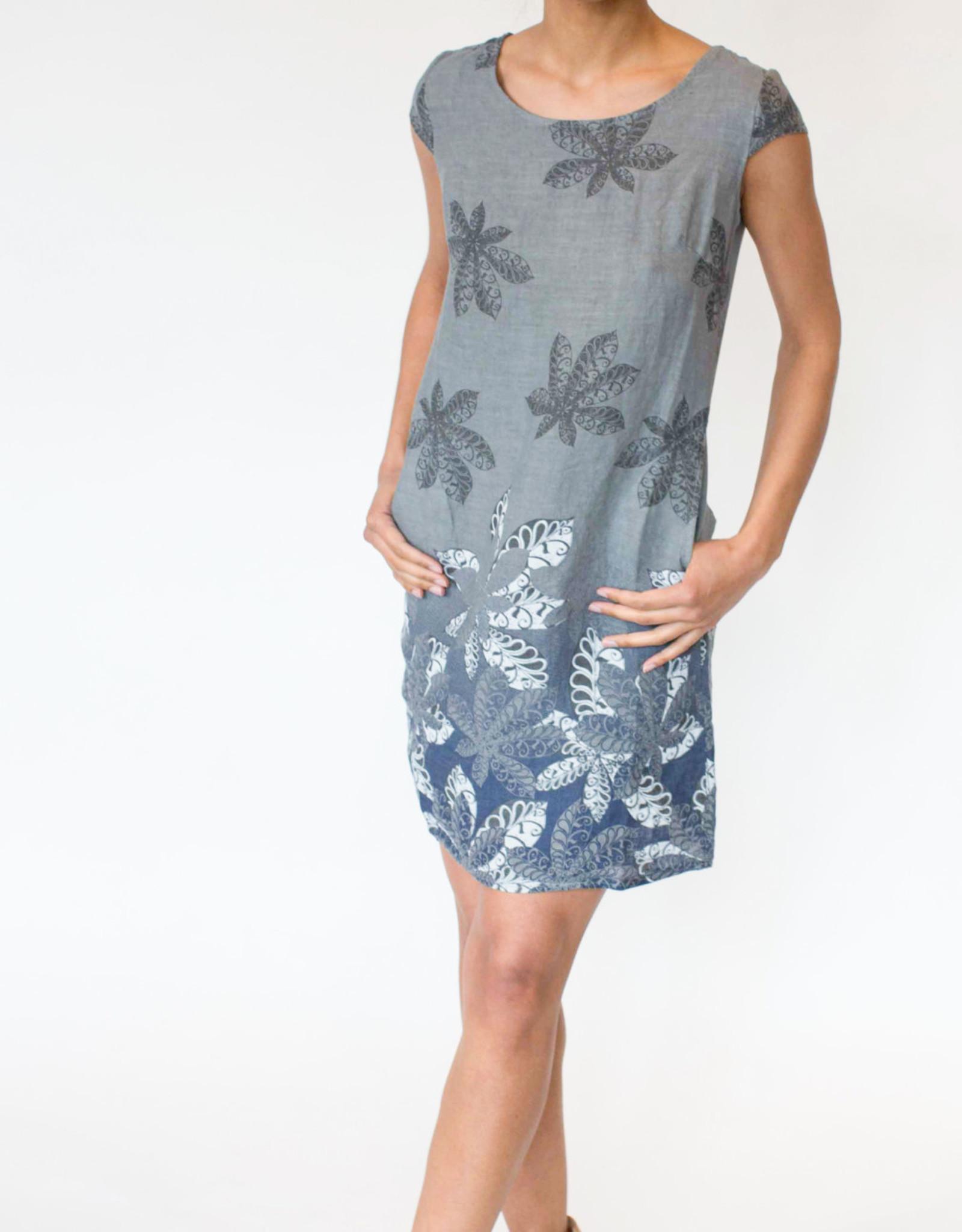 Femme Fatale Printed pocket dress