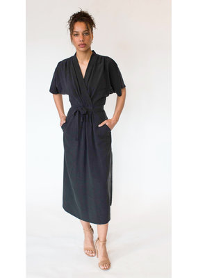 Que Neel 8801 Tencel Dress