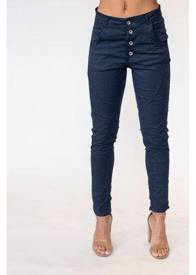 Femme Fatale 4 Button Pant