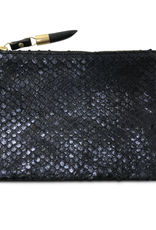 Sm leather pouch