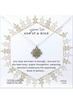 Dogeared Dogeared One of a Kind Necklace SS