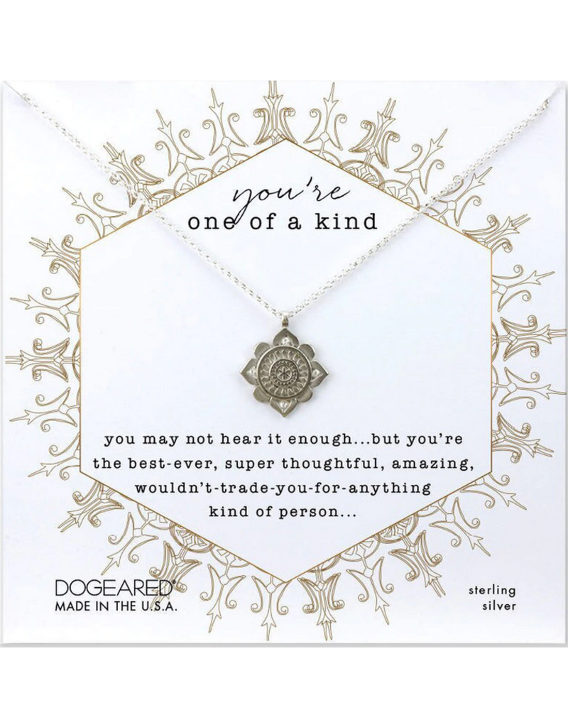 Dogeared One of a Kind Necklace SS