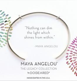 Maya Angelou Cuff