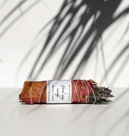 Faire Floral Sage w/rose&lavendar