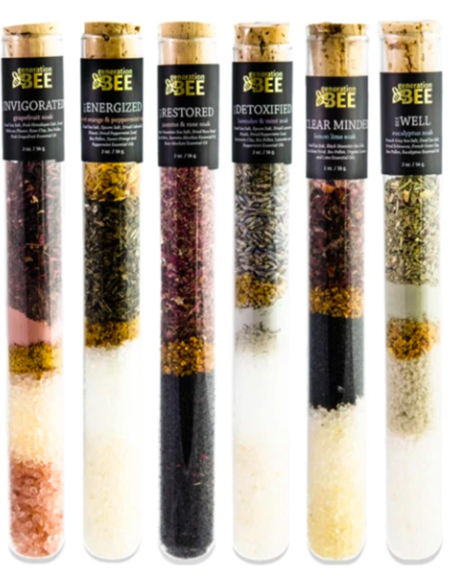 Generation Bee Bee Soaking Salt Vial