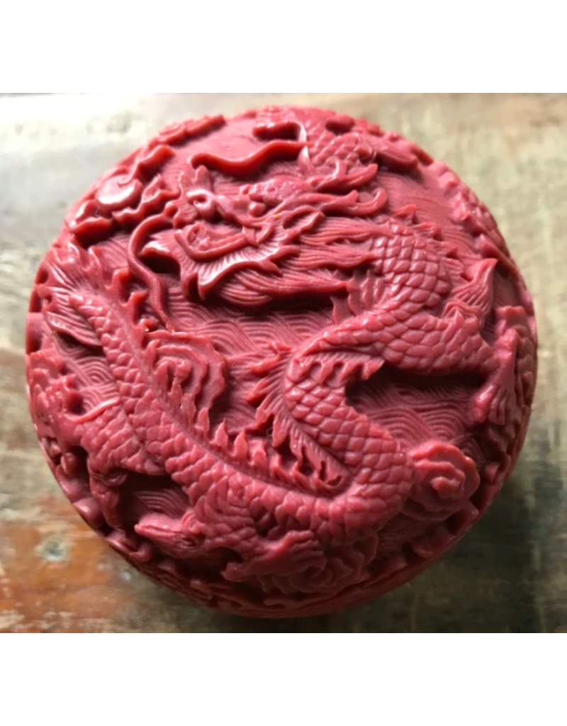 Hippy Sister Hand Carved Soap