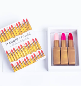 Maggie Louise Confections Lipstick trio chocolate