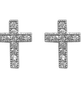 Marrin Costello cross studs