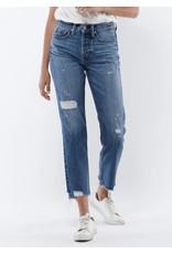 No End Denim No End Denim Bestie Newport Slim Straight Jeans