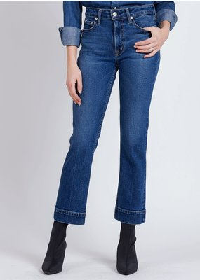 No End Denim Bella Kick Flare Jeans