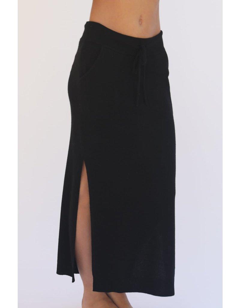 Grint/Black Skirt