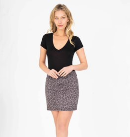 level 99 leopard skirt