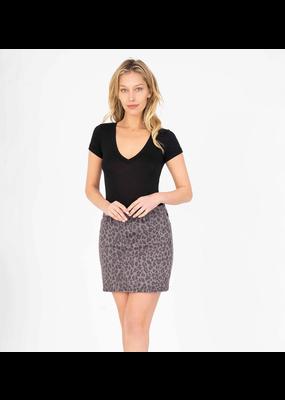 Level 99 Leopard Skirt