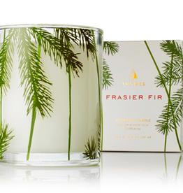 Pine Needle Frasier Fir Design Candle