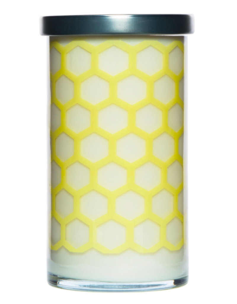 K Hall Designs 24oz printed candle