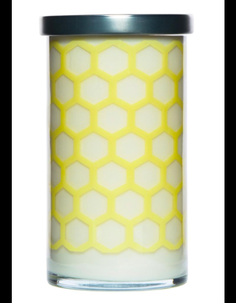 K Hall Designs Printed Candle 24 oz