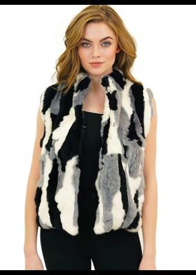 Love Token Ellison Fur Vest