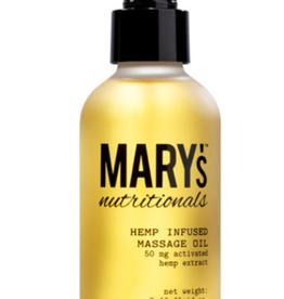 Mary's Brand Massage Oil