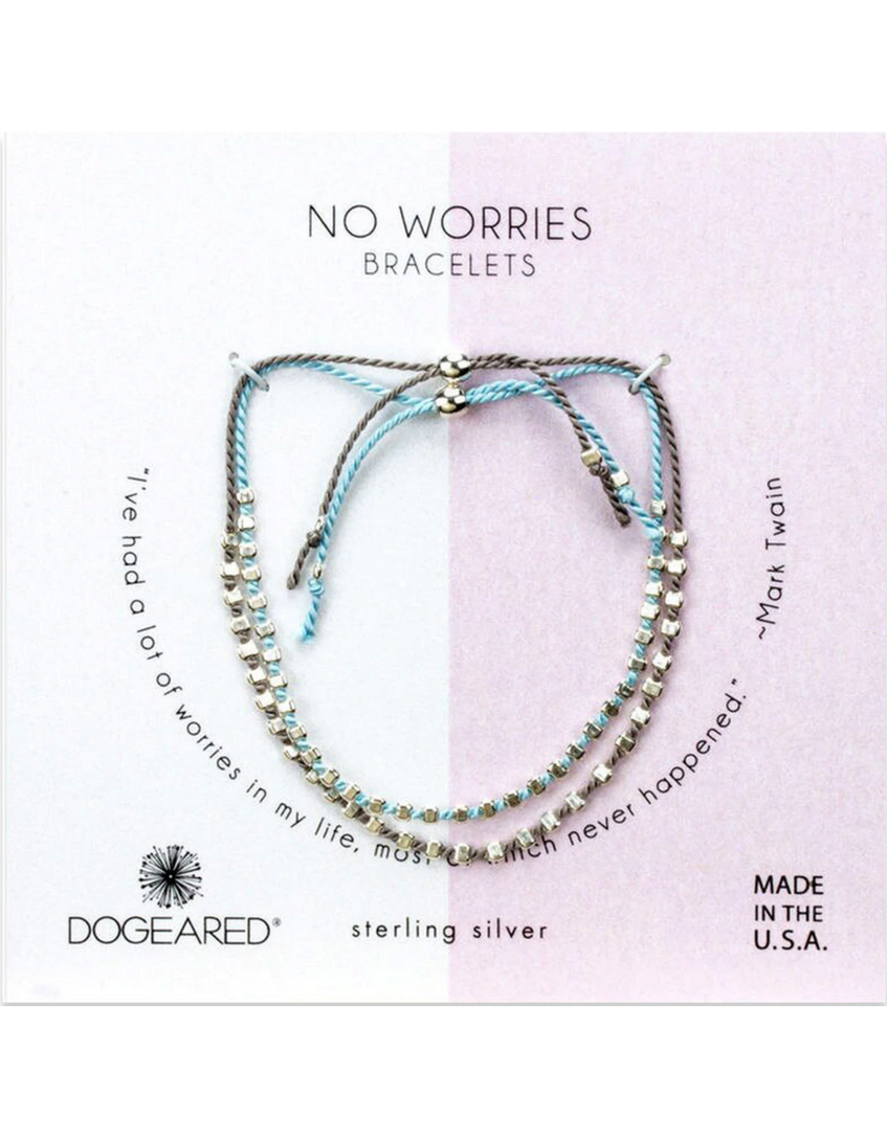 Dogeared No Worries Bracelet