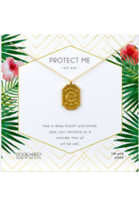 Dogeared Protect me necklaces