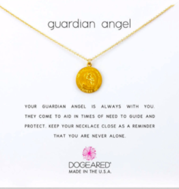 Guardian angel necklace GD