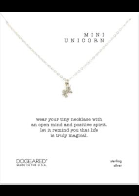 Mini Unicorn Silver
