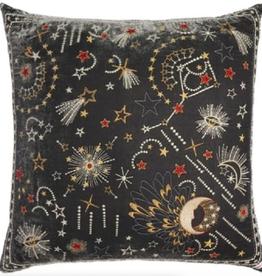 Callisto Velvet Pillow