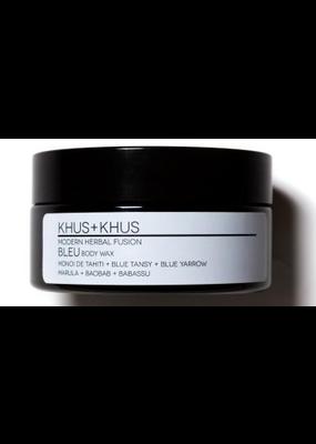 khus-khus KHUS+KHUS Bleu Body Wax
