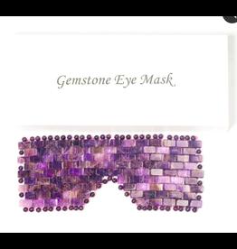 ZAQ ZAQ Gemstone Eye Mask