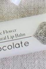 Little Flower Co Chocolate Lip Balm