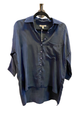 Morrison Grey Worker Bowling Shirt