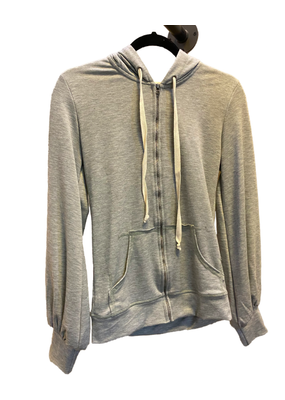 Morrison Grey Icon Hoodie