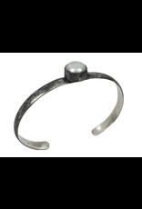 Balaam SS Cuff w pearl