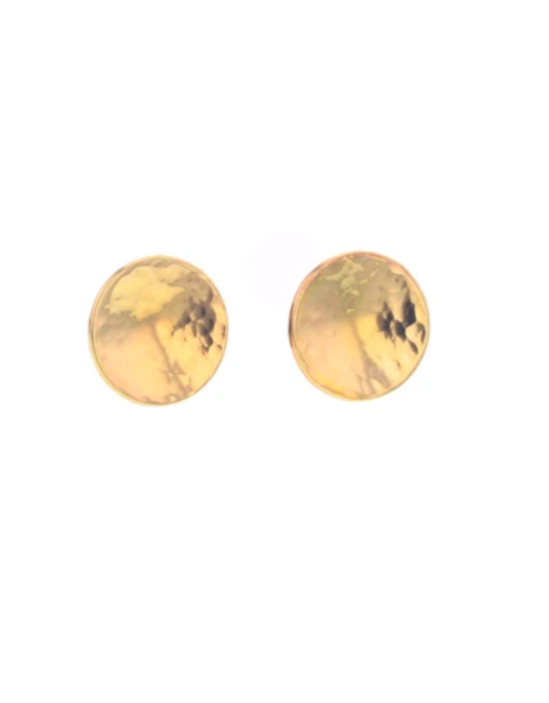 Lotus Jewelry Studio Gold Tulum Stud Earrings