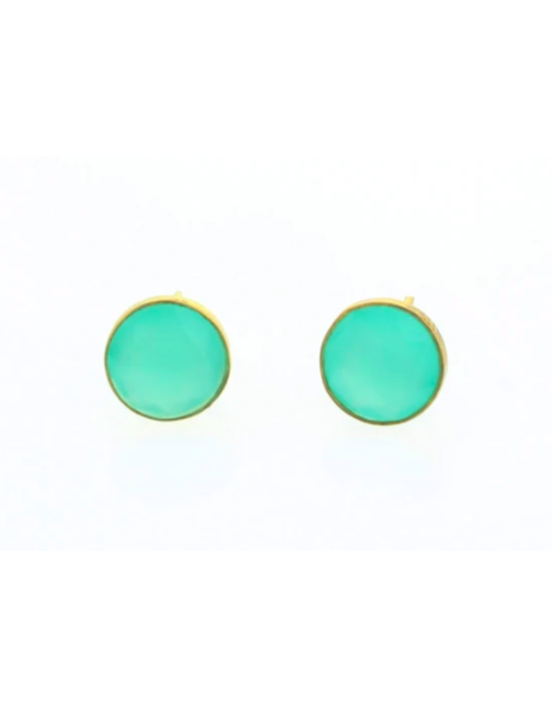 Lotus Jewelry Studio Gold Voyager Earrings
