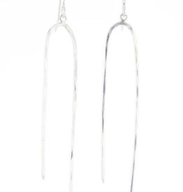 Lotus Jewelry Studio Lux Earrings Silver