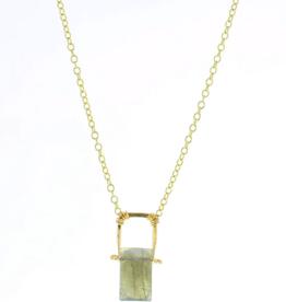 Lotus Jewelry Studio Gold Indus Necklace
