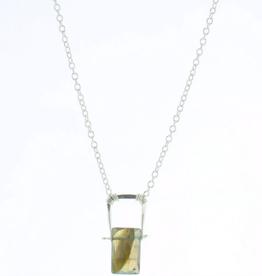 Lotus Jewelry Studio Silver Indus Necklace