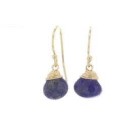 Lotus Jewelry Studio Gold Solo Stone