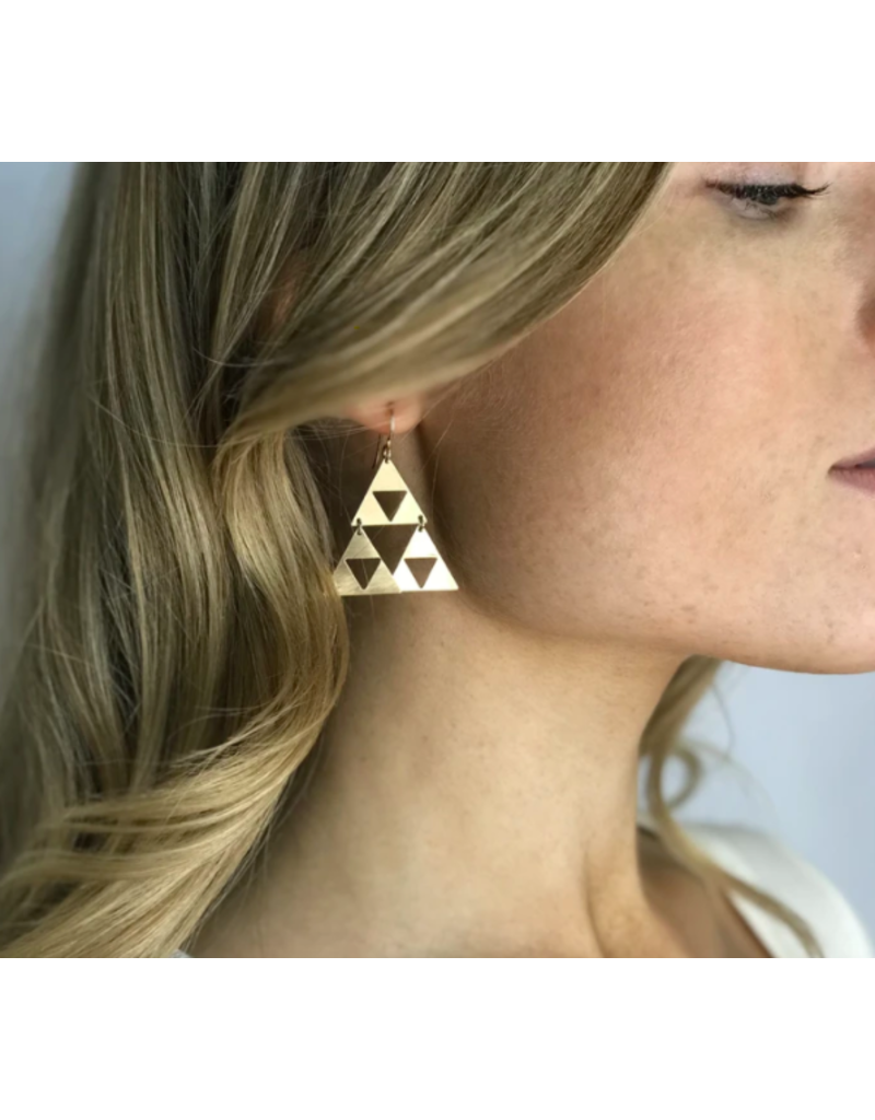 Lotus Jewelry Studio Silver Talara Earrings