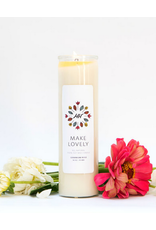 Handmade Habitat Mantra candles