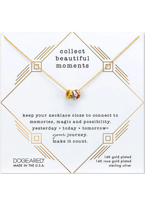 Dogeared Collect Beautiful Moments Necklace
