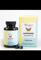 Winged CBD Happiness