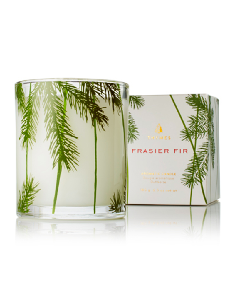 Thymes Pine Needle Design Candle