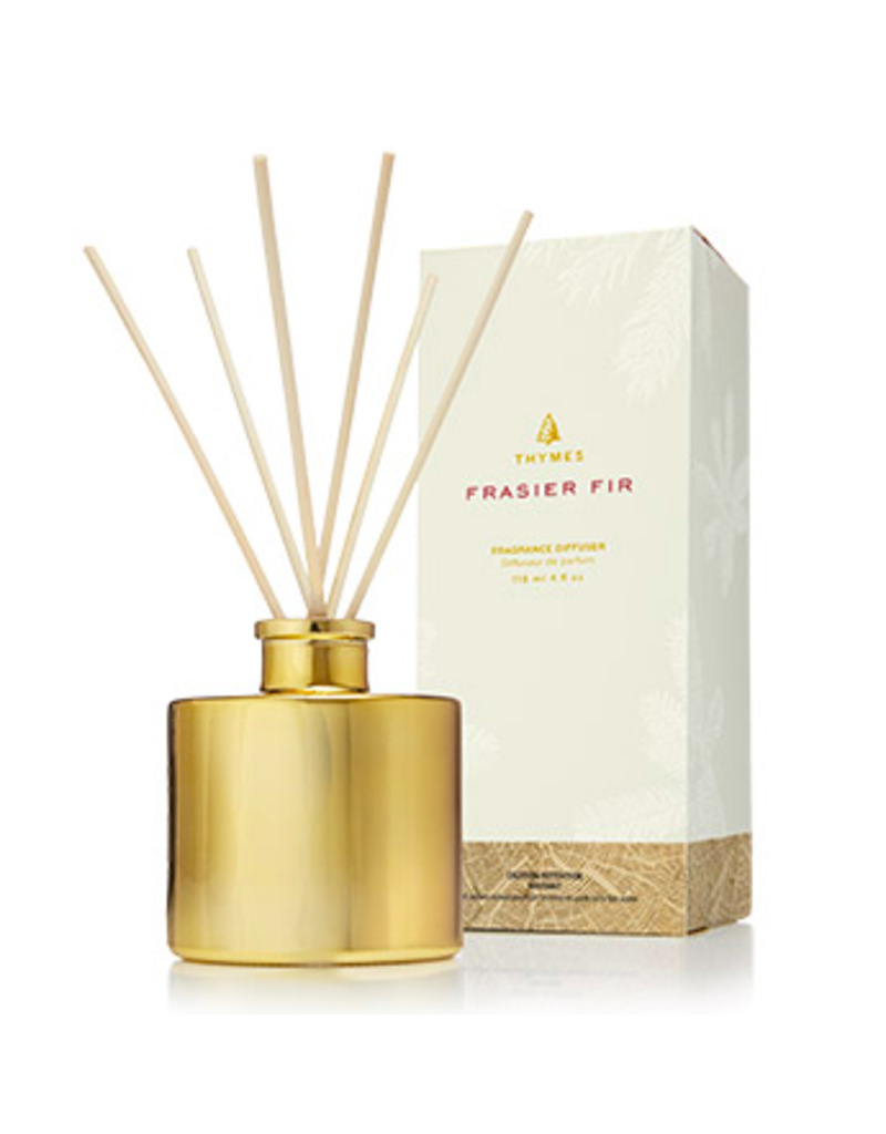 Thymes Petite Diffuser Gold