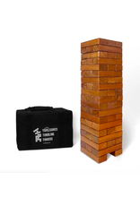 Yard Games Giant Tumbling Timbers - Stained